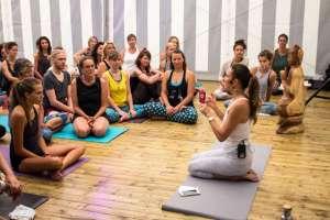 Innsbruck Yoga Summit D1-5